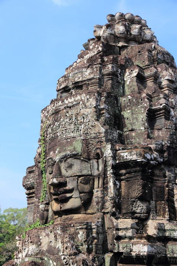 Bayon, Camboya fotos de archivo