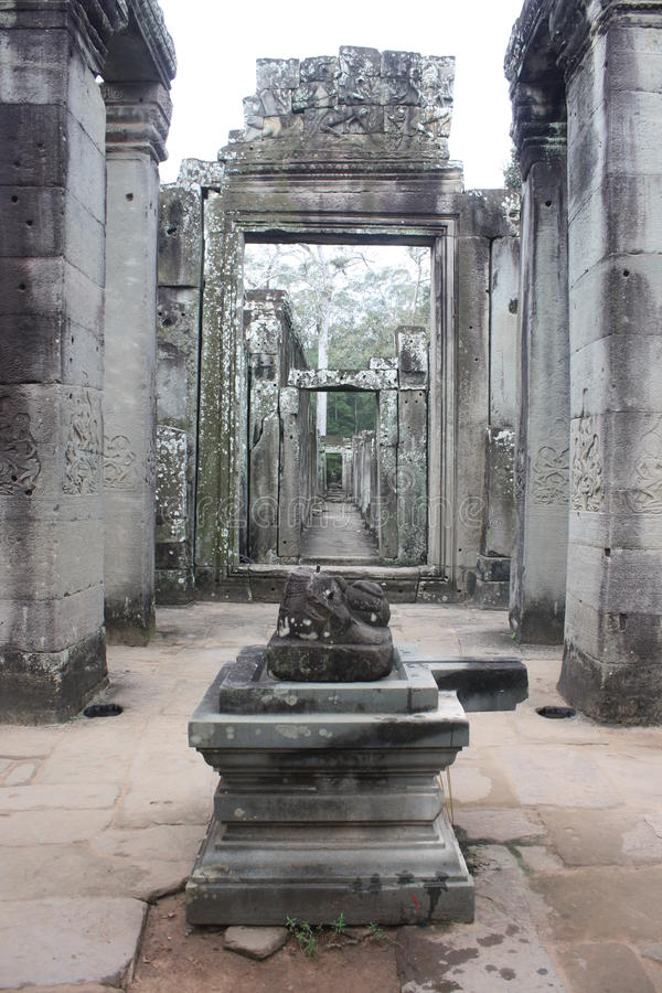 Download Bayon temple stock image. Image of reap, carving, dancer - 24307771