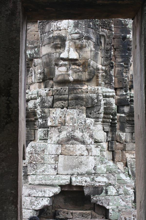 Download Bayon Temple stock photo. Image of bayon, dancer, cambodia - 24308024