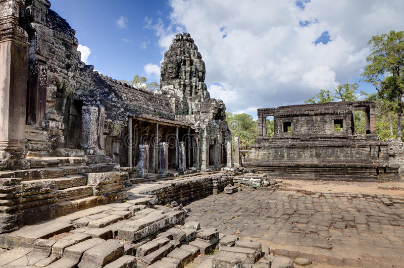 Download Bayon temple stock photo. Image of architecture, bayon - 26022660