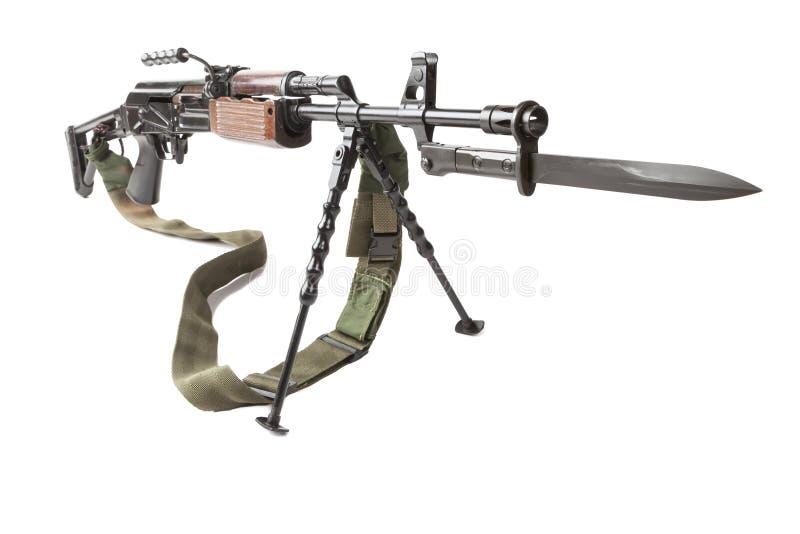 Bayonet stock image