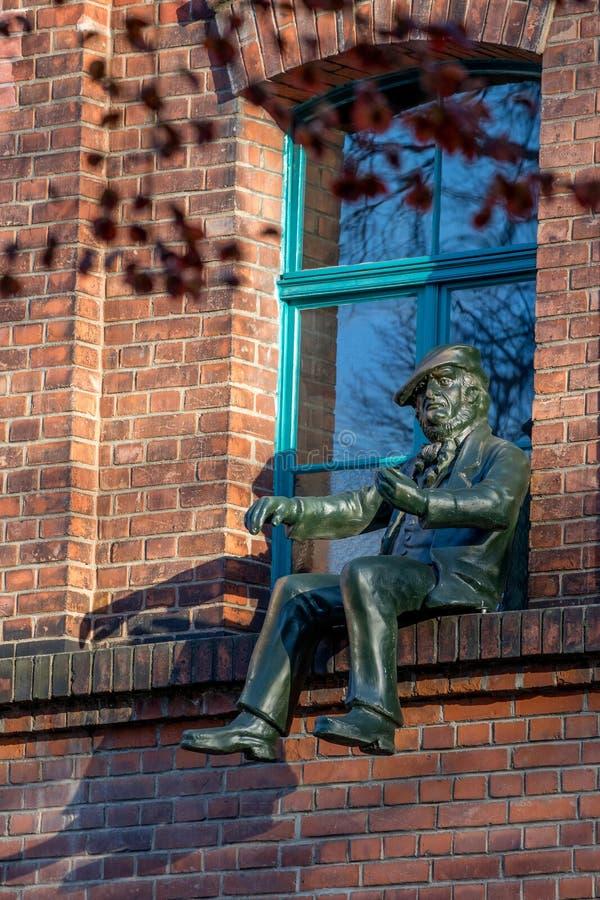 Bayreuth firar Richard Wagner Jubilee royaltyfria foton
