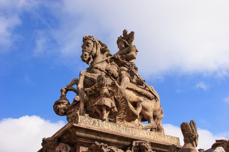 bayreuth fontanny marchion zdjęcia stock