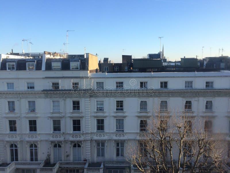 Bayswater London royaltyfria foton