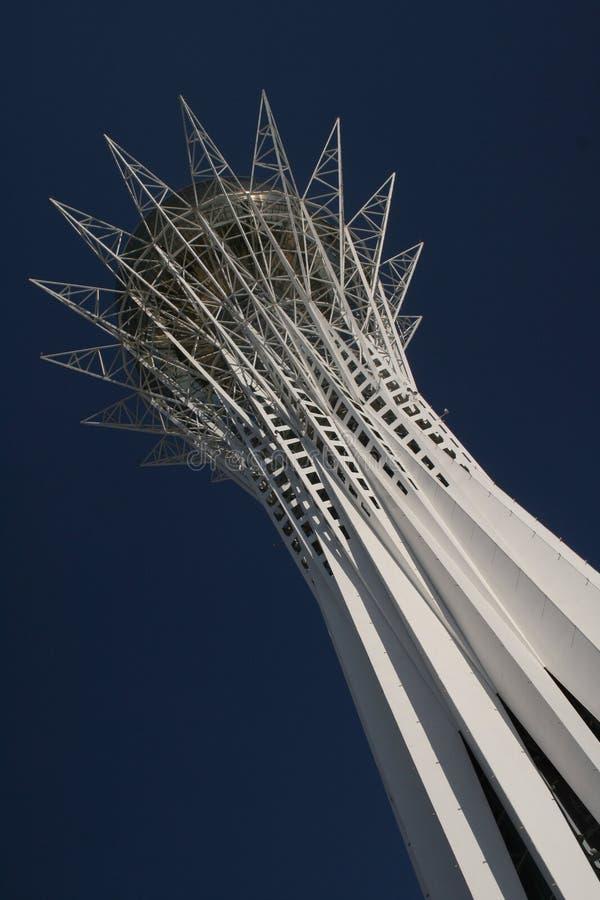 Bayterek, Astana fotografia stock