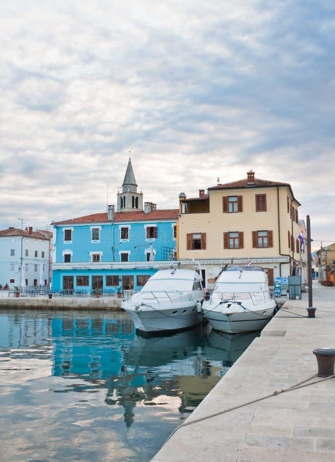 Baywalk. Località Di Soggiorno Fazana, Croazia Fotografia Editoriale ...