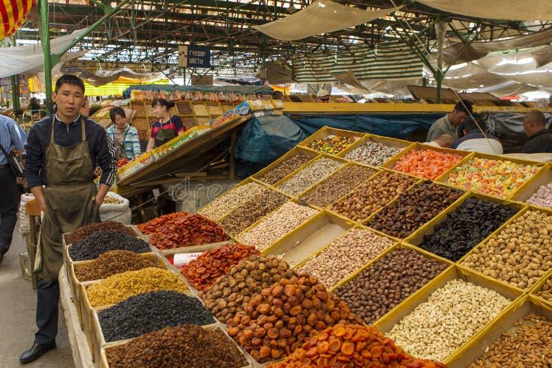 Bazaar OSH stock afbeeldingen