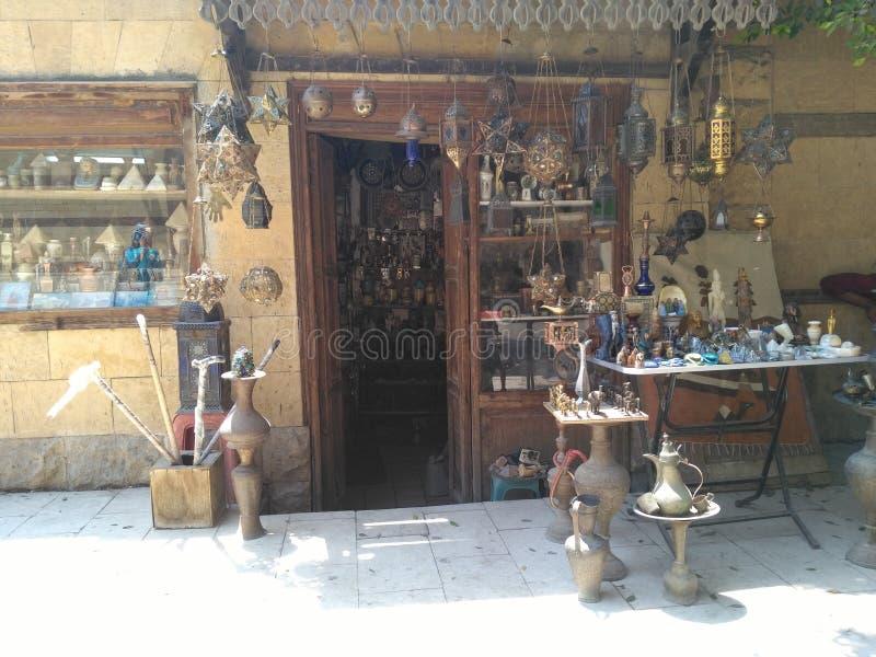 Bazar royalty-vrije stock afbeeldingen