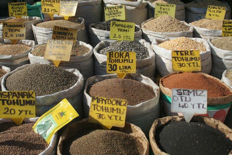 Bazar Da Especiaria Fotos de Stock Royalty Free