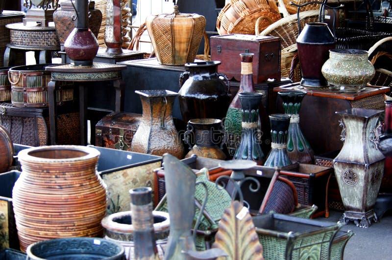 Bazar de Deco da importação fotos de stock
