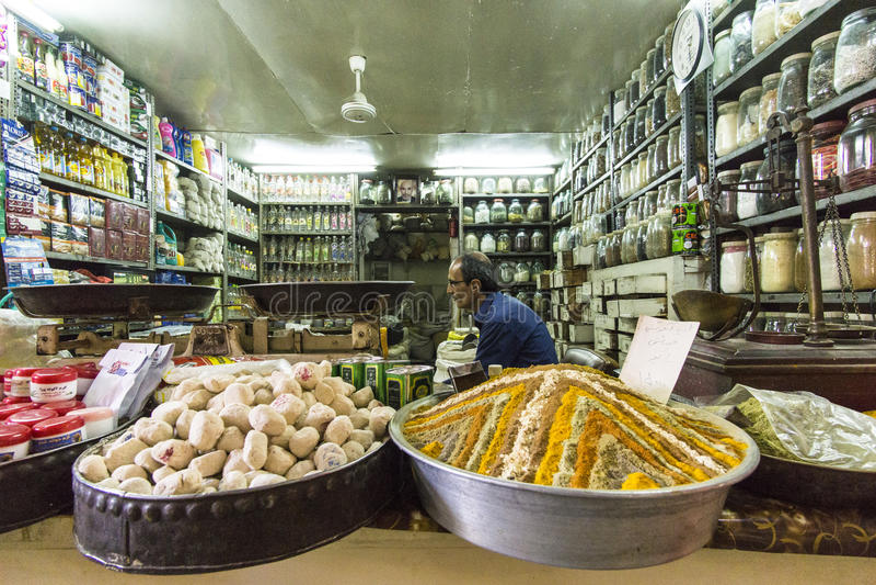 Bazar de Isfahán foto de archivo