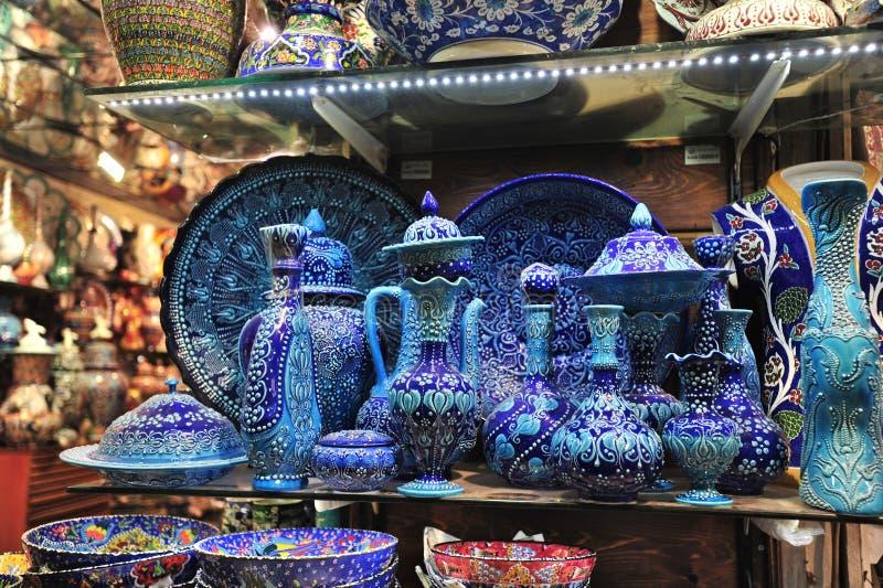 Bazar grand Istanbul photographie stock libre de droits