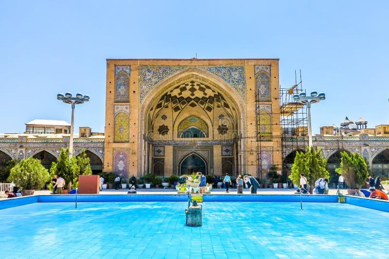 Bazar magnífico 09 de Teherán imagenes de archivo