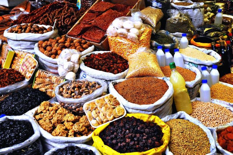 Bazar turco immagini stock libere da diritti