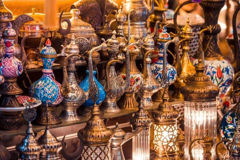 bazar uroczysty Istanbul obraz royalty free