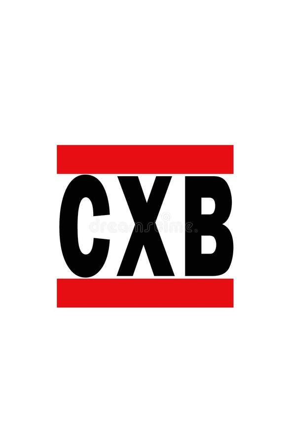 Bazar van Cox, Bangladesh stock illustratie