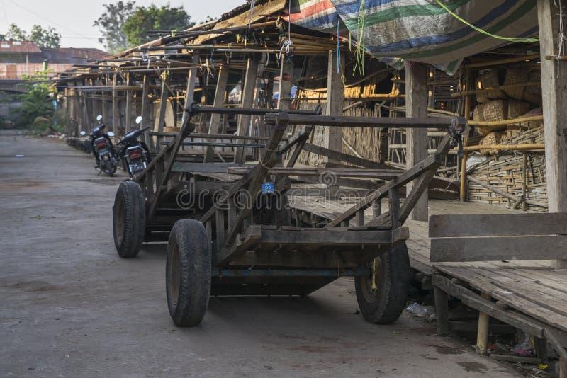 Bazar vuoto fotografia stock libera da diritti