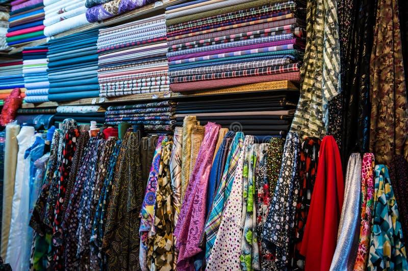Bazar w Kashan obrazy royalty free