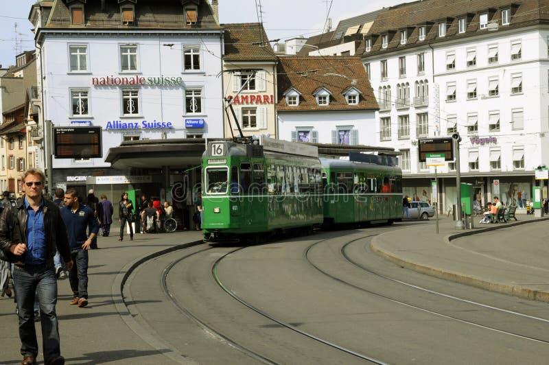 Bazel (Zwitserland) royalty-vrije stock afbeelding