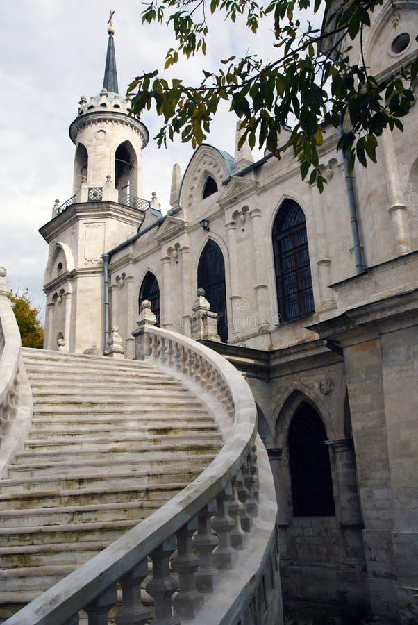 Bazhenovkerk royalty-vrije stock afbeeldingen