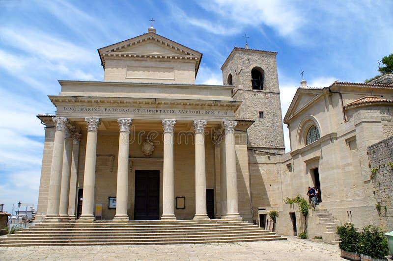 bazylika Del Santo obraz stock