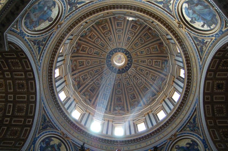 bazylika Rzymu zdjęcie stock