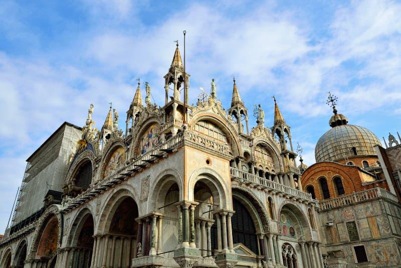 Bazylika San Marco zdjęcia royalty free