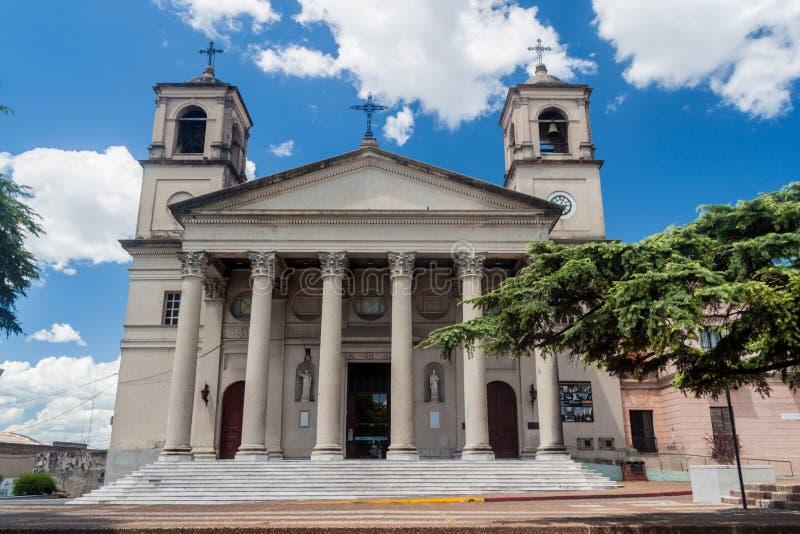 Bazylika w Paysandu zdjęcie stock