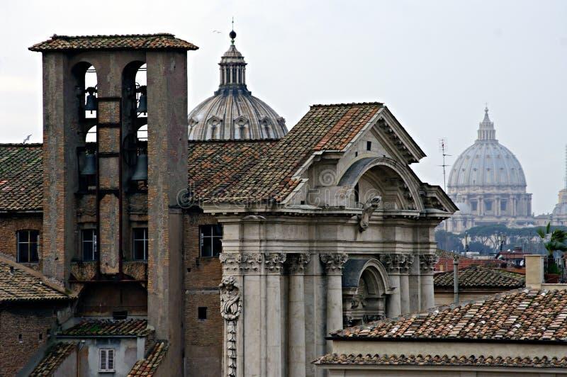 Download Bazyliki Italy Peter Rome S St Widok Obraz Stock - Obraz złożonej z katedra, europejczycy: 13341341