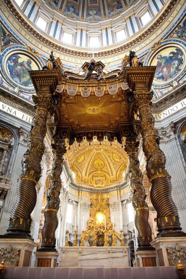 bazyliki Italy peters Rome st zdjęcie royalty free