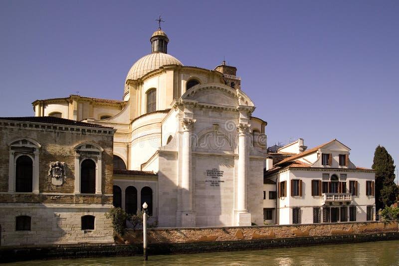 Bazyliki Santa Maria della kostkowy salut w Wenecja obrazy stock