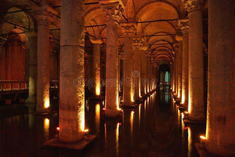 bazyliki spłuczka Istanbul obrazy stock
