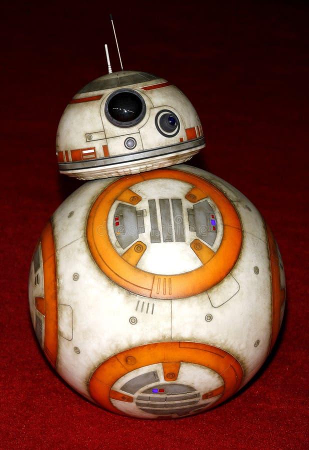 BB-8 στοκ εικόνες