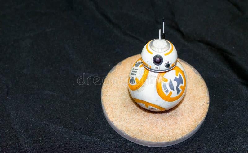 BB 8 Sphero Droid stockfotografie