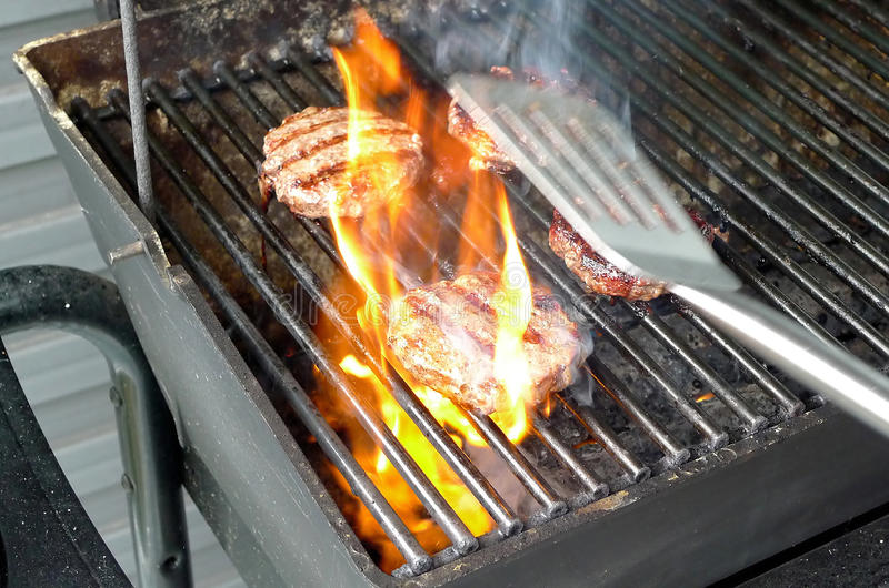 bbq κρέας στοκ εικόνα με δικαίωμα ελεύθερης χρήσης