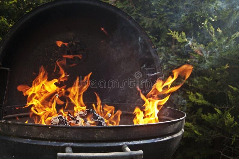 BBQ lizenzfreies stockfoto