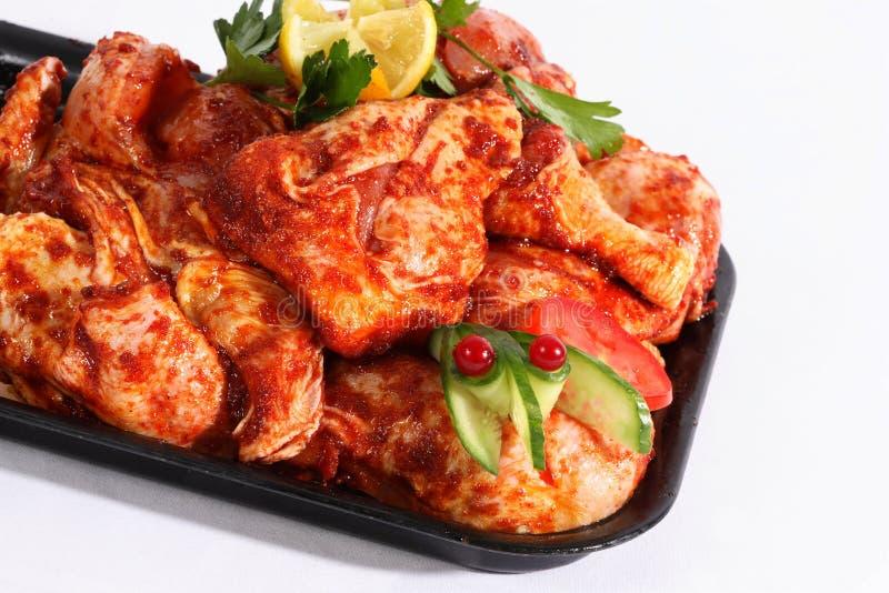 Download BBQ de poulet photo stock. Image du casse, nutrition, gril - 8671244