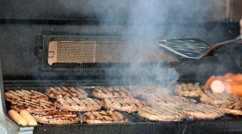 Download BBQ For Dinner Royalty Free Stock Image - Image: 190856