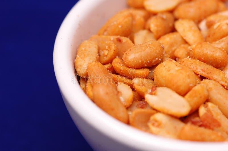 BBQ peanuts royalty free stock photos