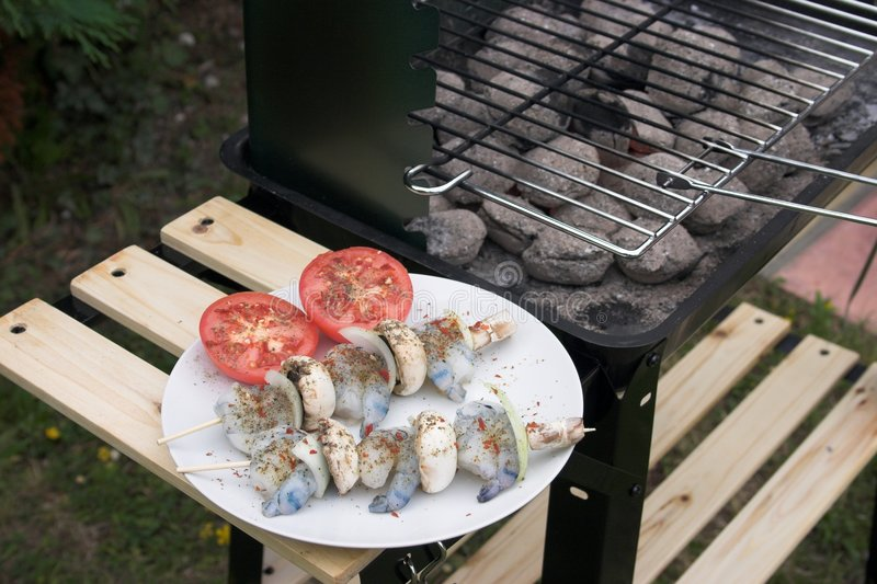 Download BBQ time stock photo. Image of menu, barbecue, food, grill - 151314