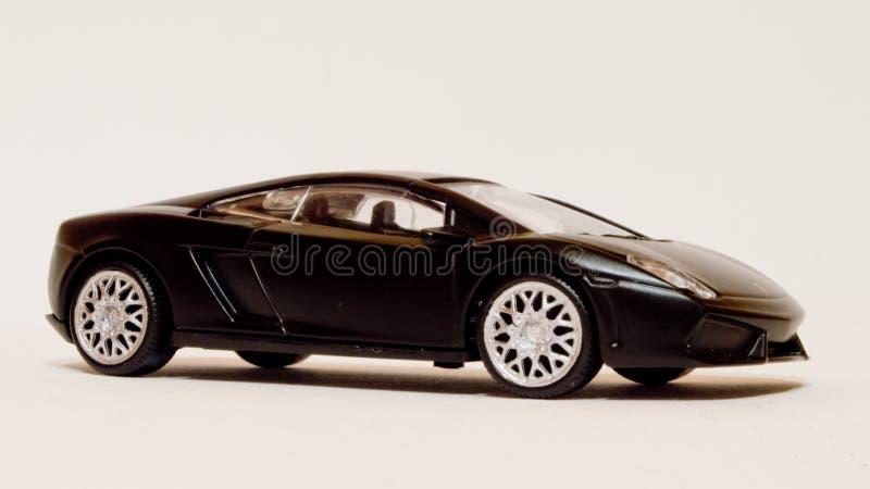 BBurago Lamborghini Gallardo LP560-4 1/43模型 免版税库存图片