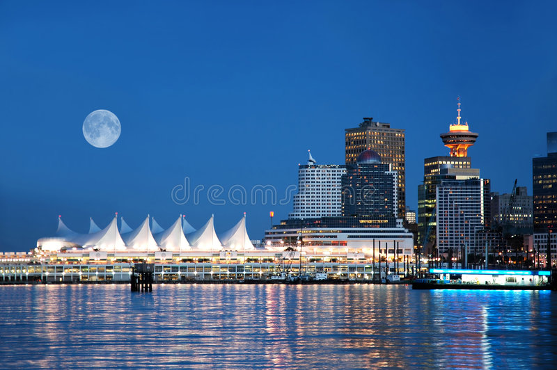 BC加拿大安排温哥华 免版税图库摄影