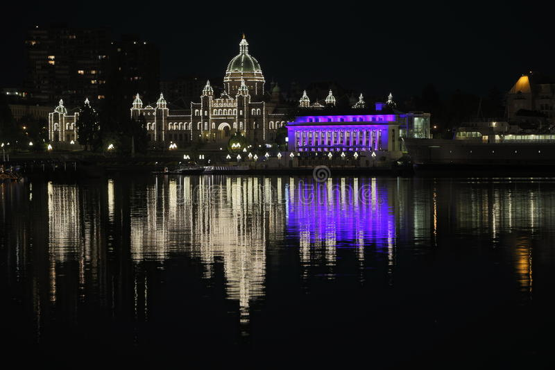 BC Gesetzgebung stockfoto