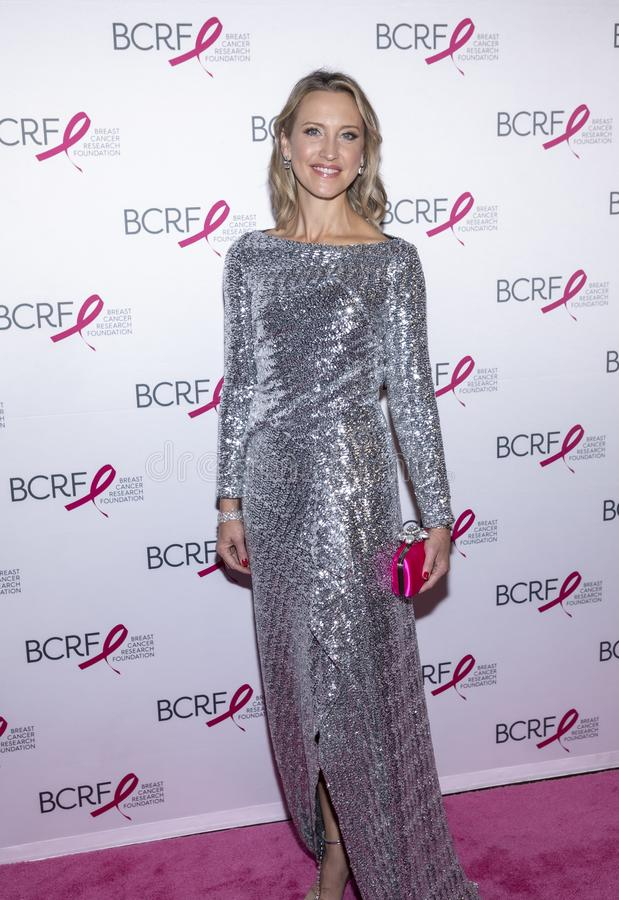BCRF 2019 Hot Pink Party arrivals stock photo