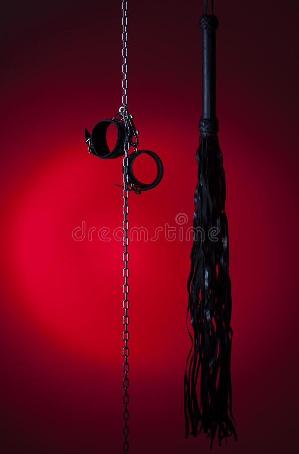 Bdsm toys royalty free stock images