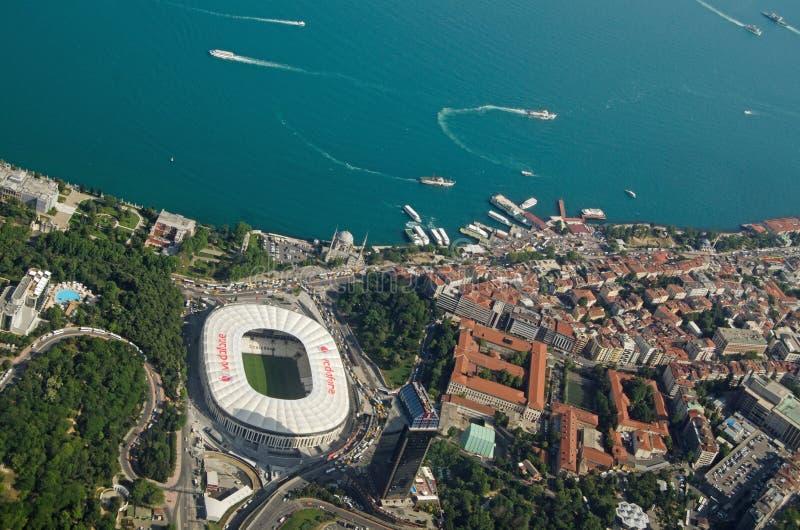 Download BeÅŸiktaÅŸ,有Vodaphone竞技场的伊斯坦布尔 编辑类图片 - 图片 包括有 体育运动, 知道: 72350325