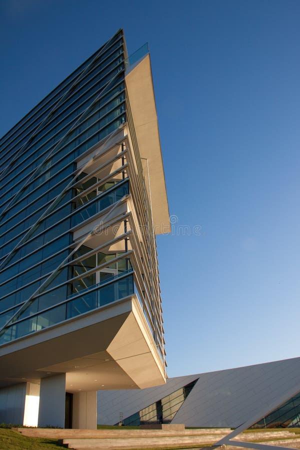 Beëindig de Toren van de Lijn, de Stad van Oklahoma, o.k. stock foto