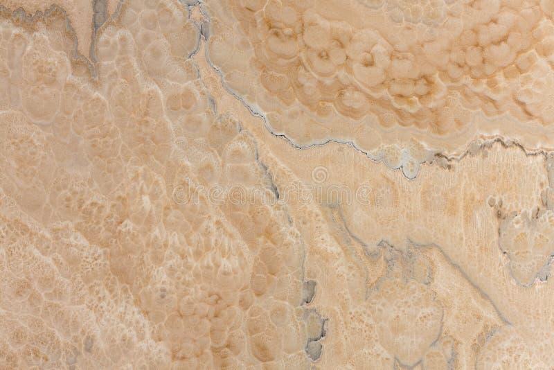 Beżowa tekstura naturalny kamień, onyks Wysokiej jako?ci tekstura w niezwykle wysoka rozdzielczo?? zdjęcia stock