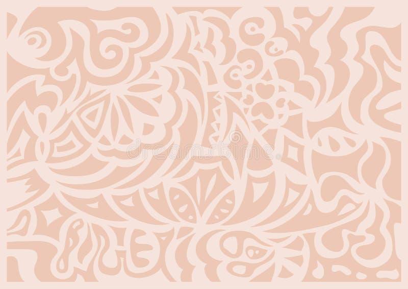 Beżowy miękki tło zdjęcie royalty free