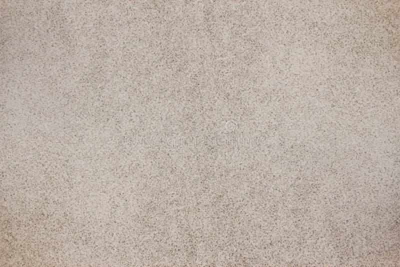 Beżowy tło betonowej ściany tekstura zdjęcia stock